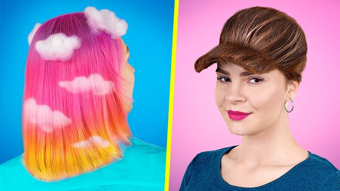11 Cute Hairstyle Ideas / We Tested Viral TikTok Hair Hacks