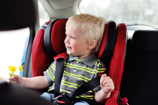 Best car booster seats: our choice of models