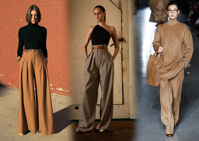 Stylish trousers you can't do without this fall