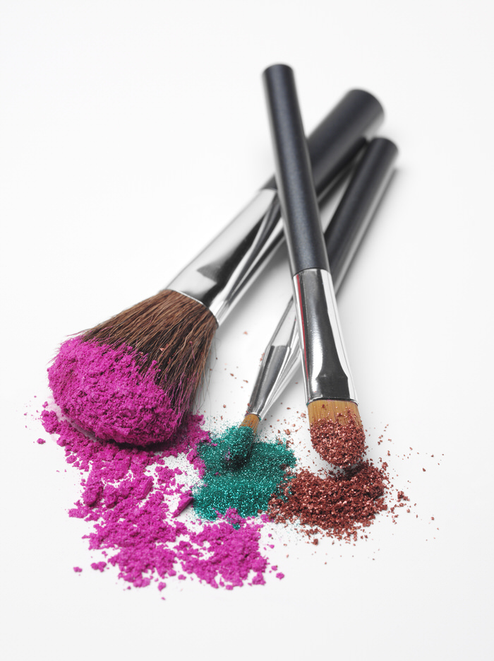 How to understand eye makeup brushes?