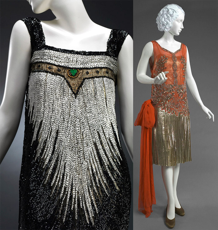1920s evening looks