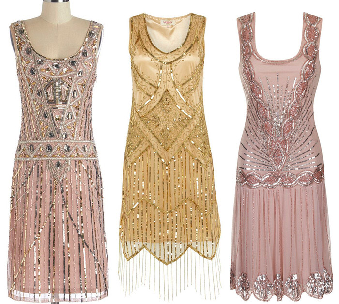 25 1920s evening dresses to create New Year looks