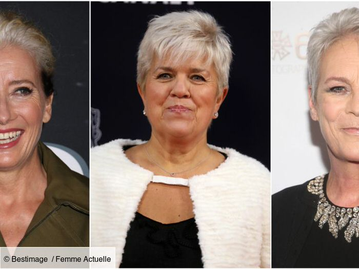 Haircuts: our ideas for short haircuts to adopt after 60