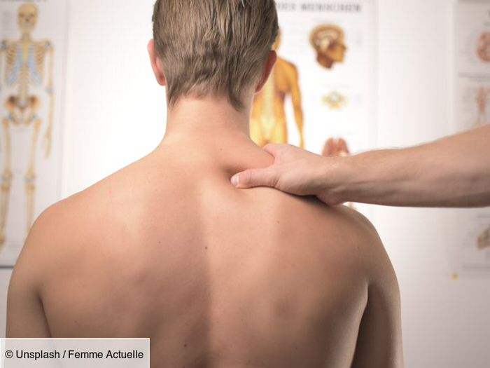 Lumbar spondylolisthesis: where does this back pain come from and how to relieve it?