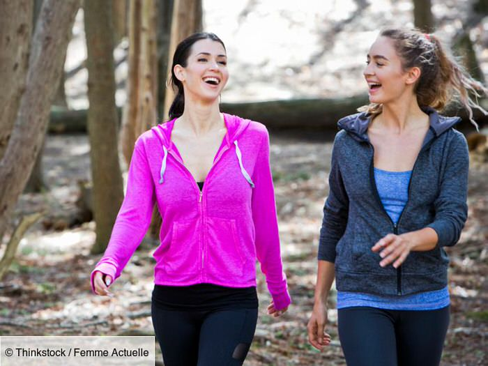 The health benefits of walking