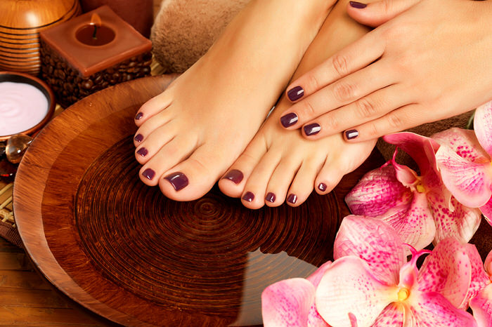 Why you shouldn't choose one style of manicure and pedicure