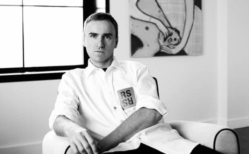 """""""People don't know what they need"""": Raf Simons talks about how the fashion industry has changed"""
