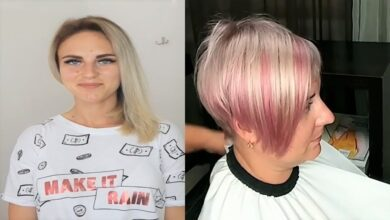 Best haircuts for women  Top trendy hairstyles 2020  Gorgeous haircut transformation by professional