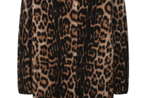Look of the day: 6 fur coats with a leopard print, like Chiara Ferragni