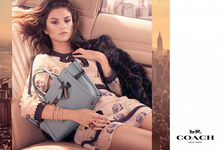 Coach advertising campaign fall-winter 2017-2018
