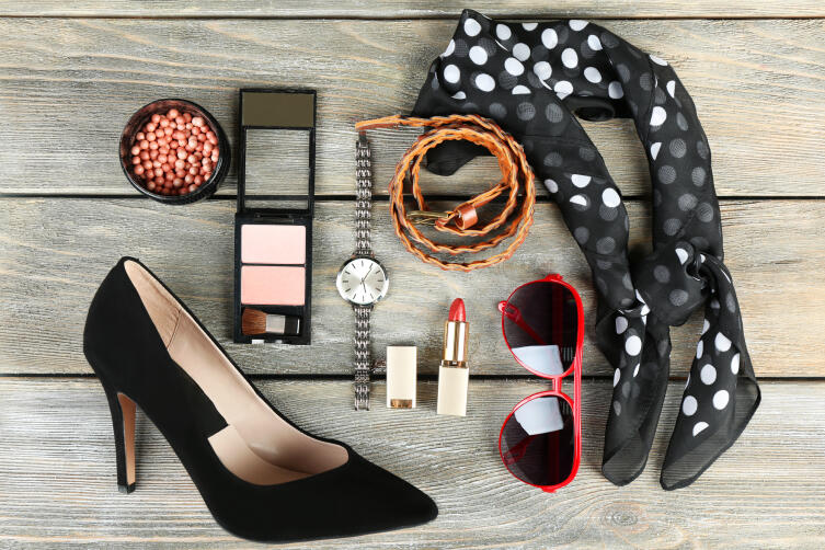 ABC of style.  What accessories will transform your look into a true masterpiece?