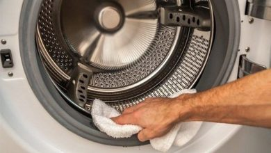 Why the door of the washing machine should be kept open after finishing the wash
