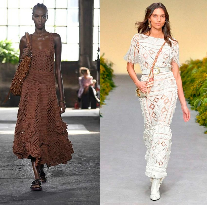 Knitted outfits 2021