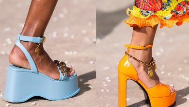 Fashion trends in women's shoes