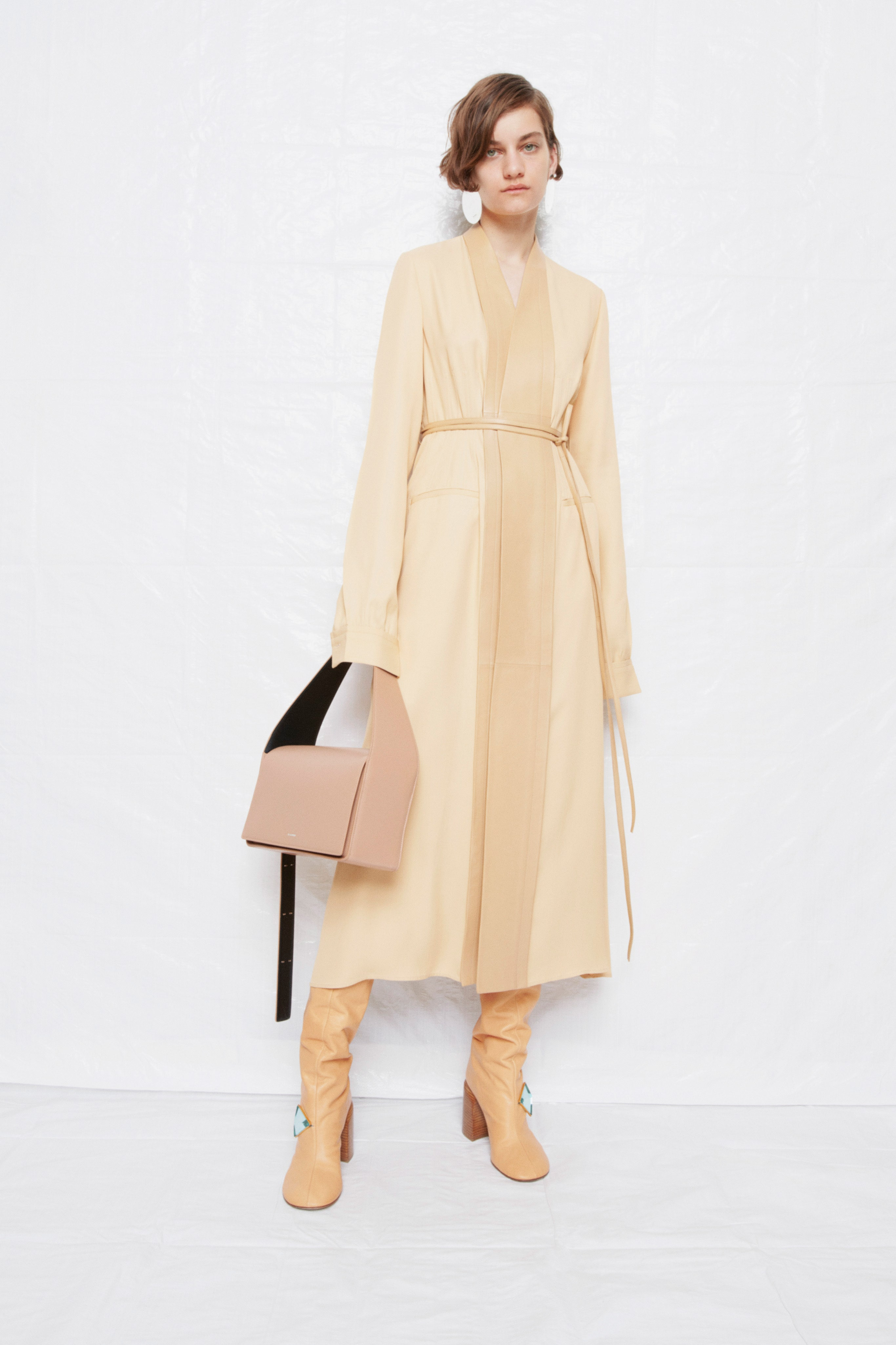 For walks in the fresh air: A seasonal collection of Jil Sander arrived at Asthik (photo 6)
