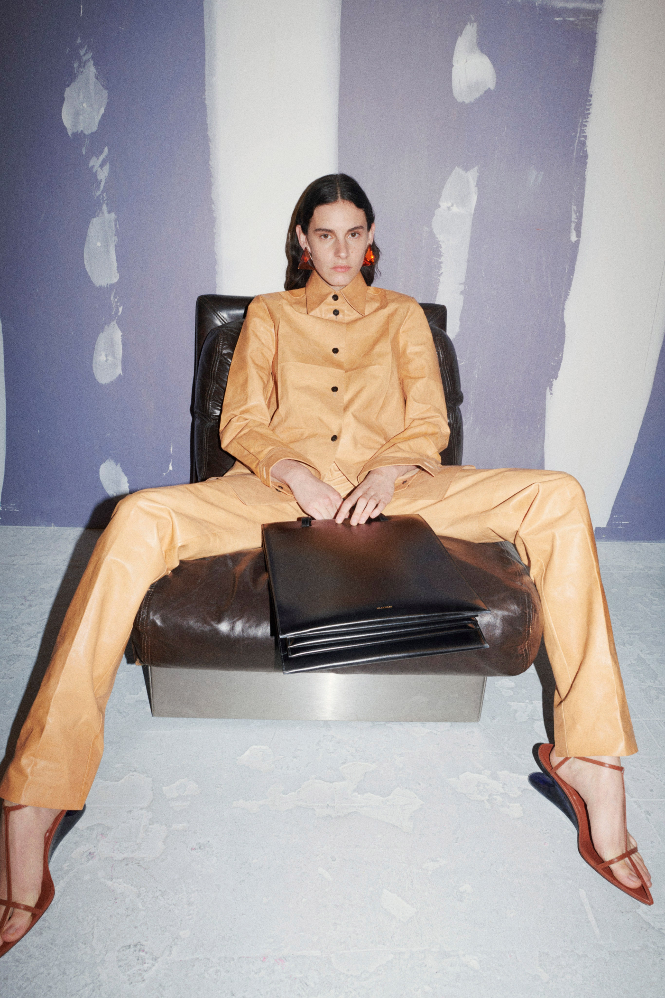 For walks in the fresh air: A seasonal collection of Jil Sander arrived at Asthik (photo 17)