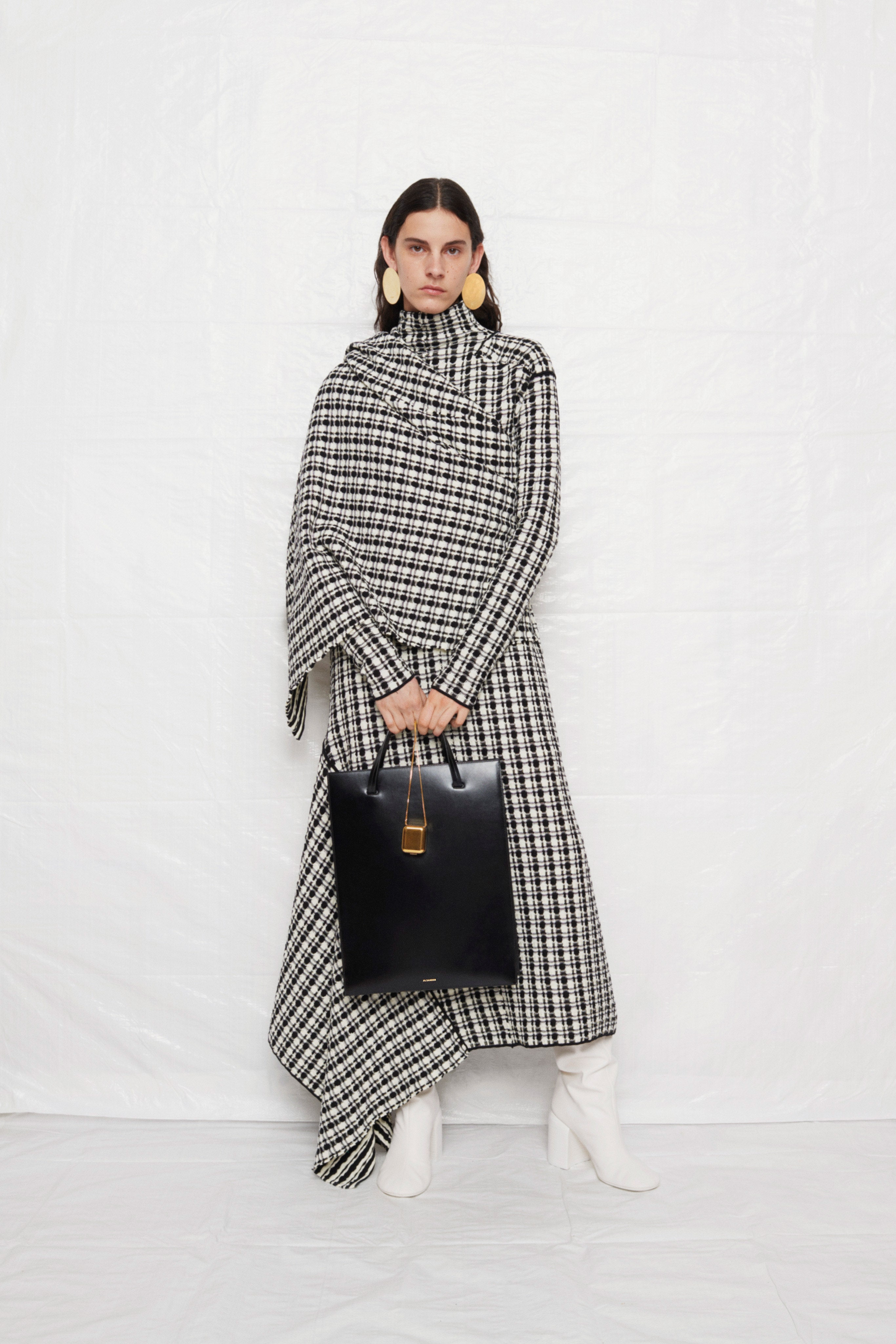 For walks in the fresh air: A seasonal collection of Jil Sander arrived at Asthik (photo 24)