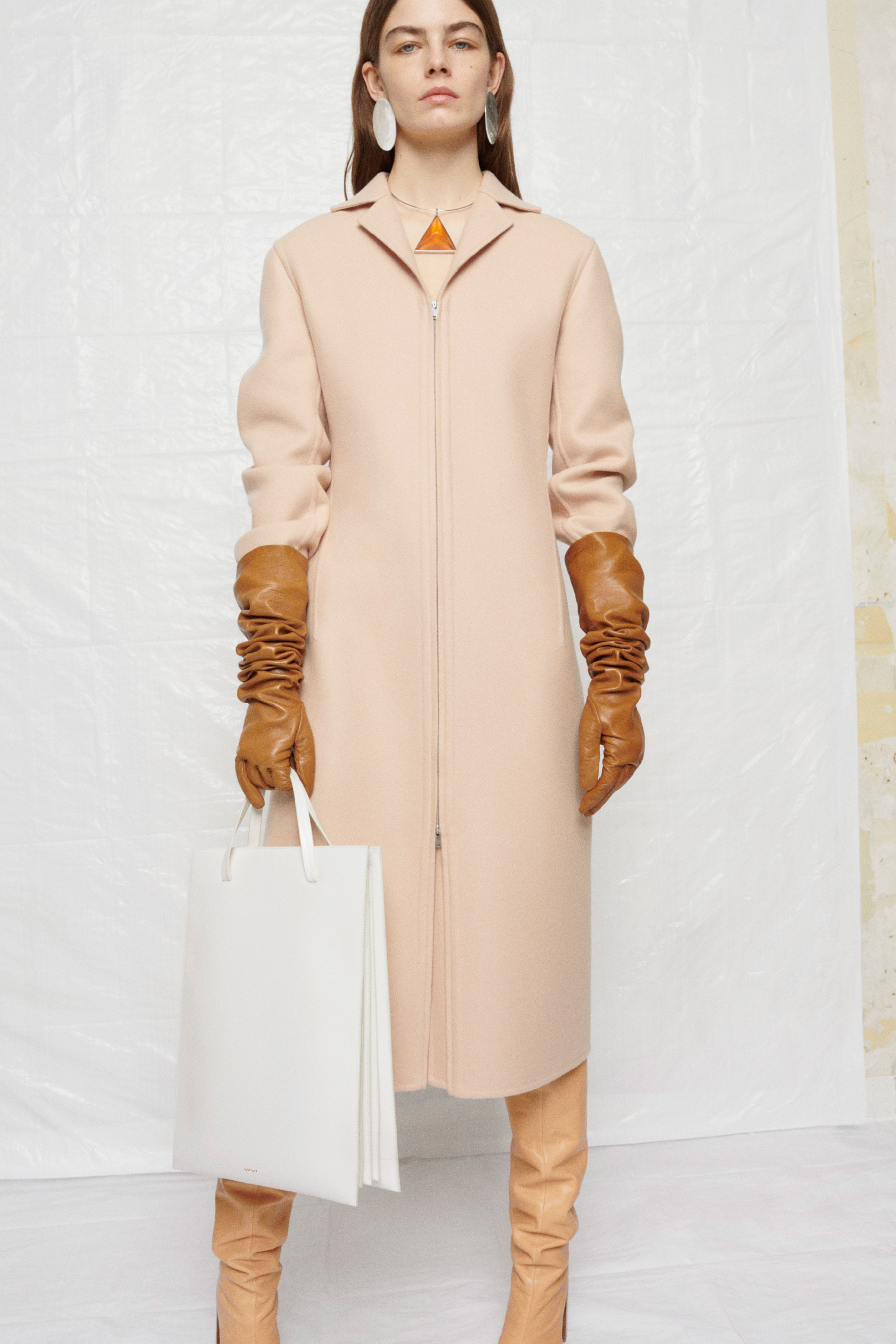 For walks in the fresh air: A seasonal collection of Jil Sander arrived at Asthik (photo 31)