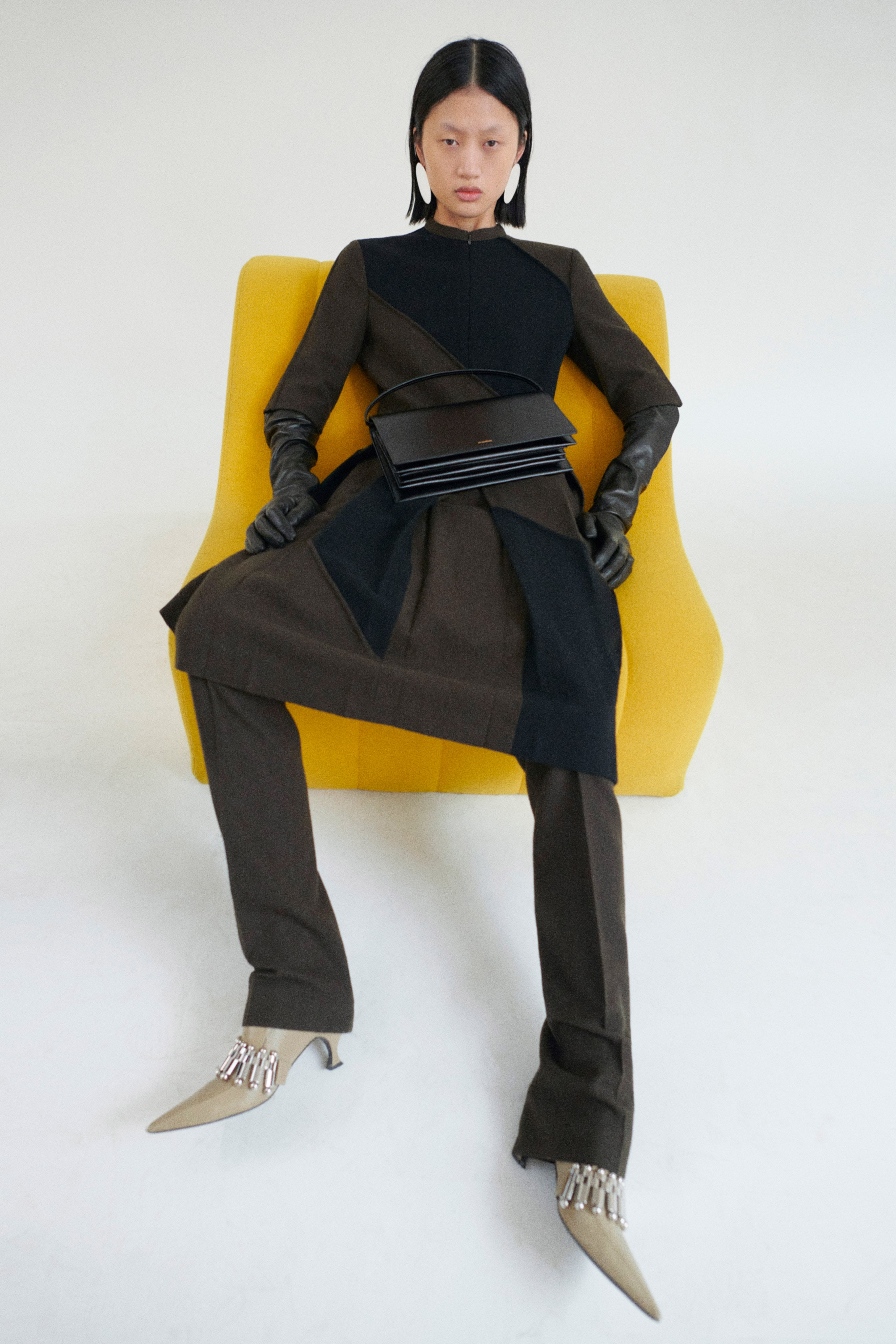 For walks in the fresh air: A seasonal collection of Jil Sander arrived at Asthik (photo 41)